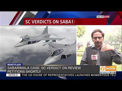 SC delivers verdict on Sabarimala, Rafale and Rahul Gandhi Contempt petition