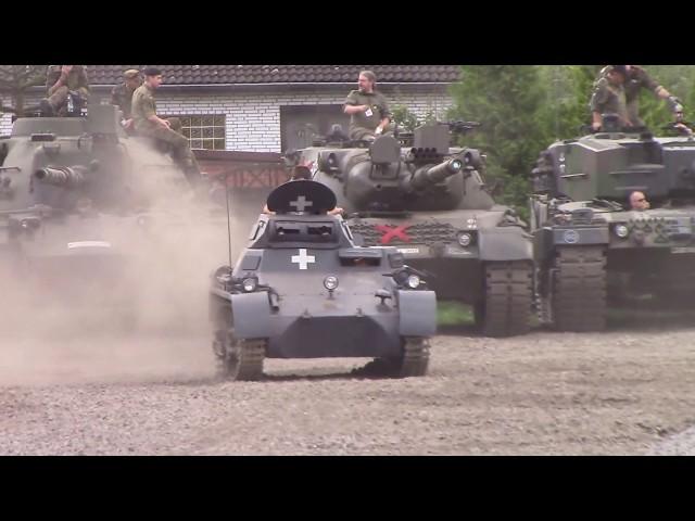Stahl auf der Heide 2017 - Panzer I