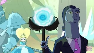 Everytime a portal is open in Star Vs The Forces Of Evil Season 1