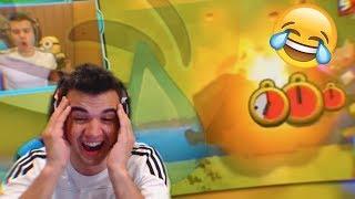 Video de MOMENTOS WTF EN CLASH ROYALE! | REACCIONANDO