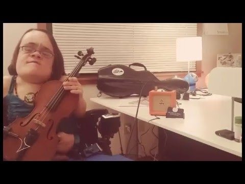 Gaelynn Lea: 2016 Tiny Desk Contest Submission