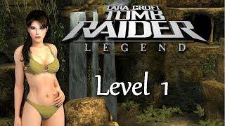 Tomb Raider Legend - Level 1 - Bolivia(Action Game)