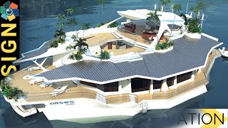 10 Incredible Houseboats and Floating Homes | Living the Water Life in 2020