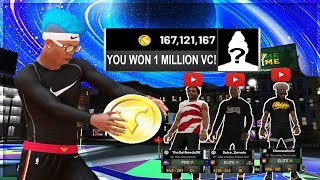 PLAYING FOR 1 MILLION VC.. NEW EVENT w Cheeseaholic, Agent 00 and duke dennis.