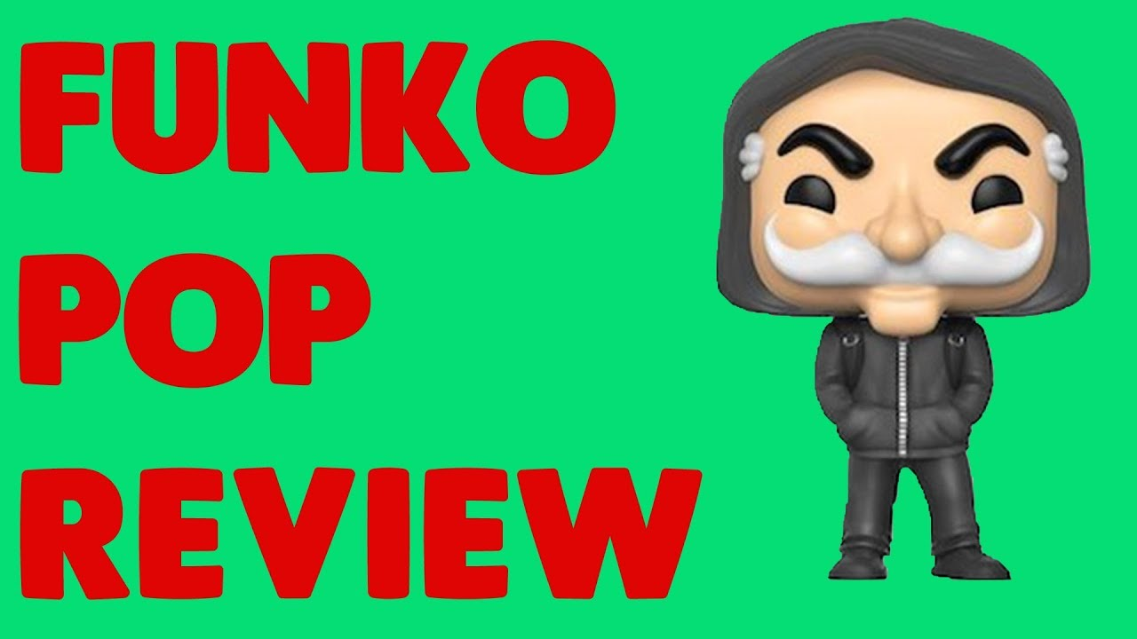 4c89c06ca0e Elliot Masked Mr. Robot Summer Convention Exclusive Funko Pop Review ...