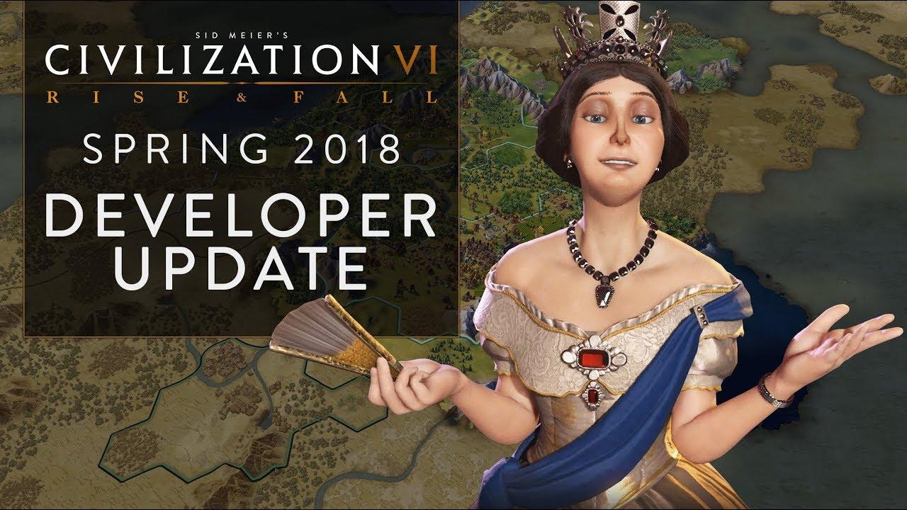 Civilization® VI – The Official Site | News | Civilization VI: Rise