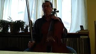 SYSO Danza Cello Allegro @ 126