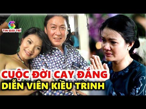 Chồng diễn viên Kiều Trinh là ai?
