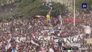 تشيلي.. اشتباكات بين الشرطة والمتظاهرين (7/12/2019)