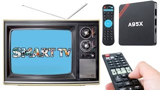 SMART TV В СТАРОМ ТЕЛЕВИЗОРЕ. NEXBOX A95X. BANGGOOD(Канал JermynsTV - https://goo.gl/4t4tEQ ПОКУПАЛ ТУТ - http://fas.st/EUJD_E Этот TV Box на Алиэкспресс - http://ali.pub/5rzyh ..., 2016-11-22T19:12:39.000Z)