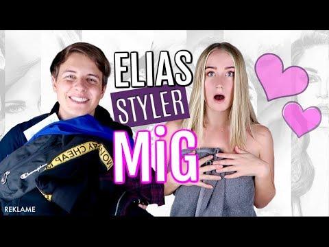 ELIAS FRA KENDER DU DET STYLER MIG     makeup, hår & tøj!