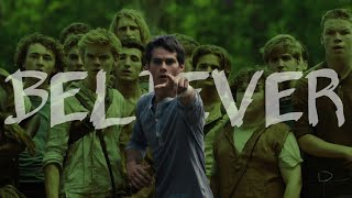 Believer - Imagine Dragons ( from 'The Maze Runner' ) Video