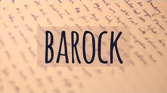 Barock einfach erklärt! | 30-jähriger Krieg | Martin Opitz | Memento Mori | Vanitas | Carpe Diem