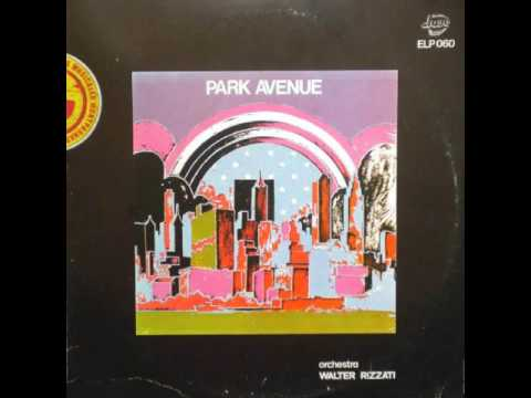 ORCHESTRA WALTER RIZZATI - PARK AVENUE [LP]