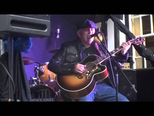 Paul Butler Gloucester Blues Festival 2015