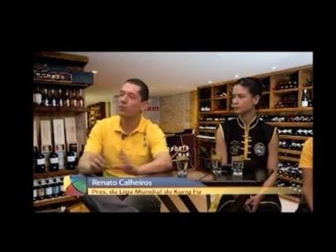 Entrevista Sports Bar - Shifu Renato Calheiros de Barros