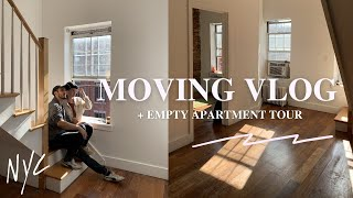 MOVING VLOG: Empty NYC Apartment Tour + Week In The Life 💜 2020