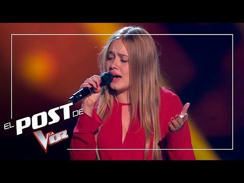 'Top 5' de las mejores canciones de los coaches cantadas por los talents | El Post de La Voz