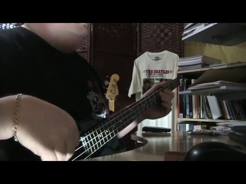 The Gipsy Kings Hotel California Bass Cover