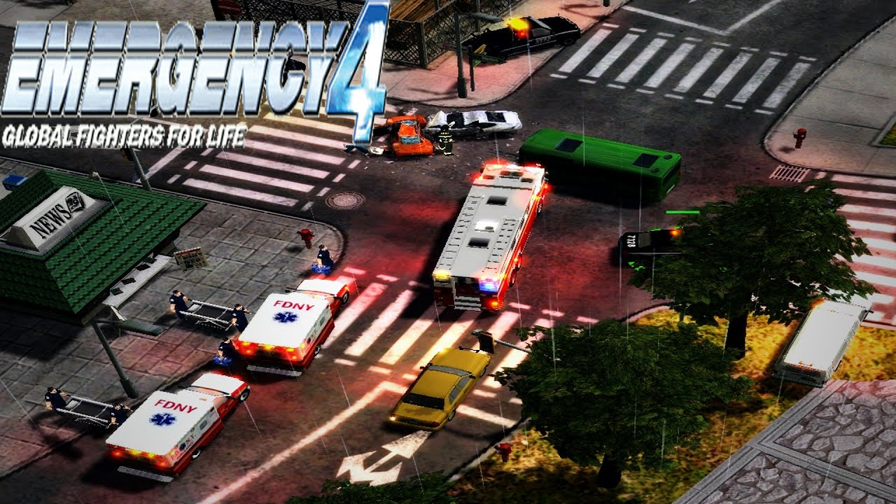 Emergency 4 - Tutorial - How to download and install mods