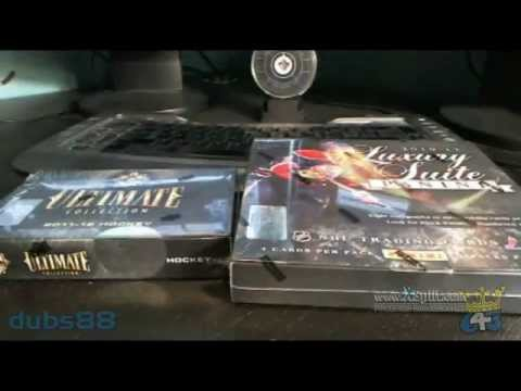 643boxbreaks.com dubs88 Box Break #120 11/12 Ultimate + 10/11 Luxury Suite