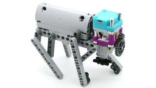 Эта магия оживляет LEGO, теперь оно шевелится!