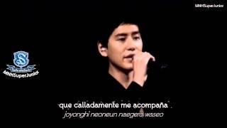 Hope Is a Dream That Never Sleep - KyuHyun SUB ESPAÑOL+ROM