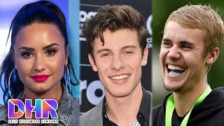 Demi Lovato READY For Rehab - Justin Bieber SHADES Shawn Mendes (Weekly DHR)