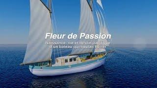 Fleur de Passion, le bateau qui voulait flotter 2017