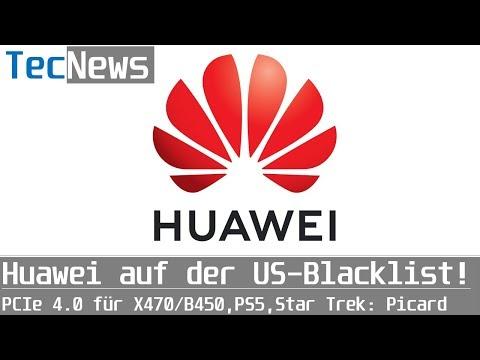 [news]-huawei-auf-der-us-blacklist!,-pcie-4.0-für-x470-&-b450-mainboard,-ps5-uvm.-|-tecnews-#83