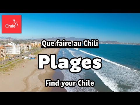 Find your Chile - Plages vous attends