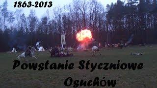 Powstanie Styczniowe Inscenizacja-CZ.2-Osuchów2013