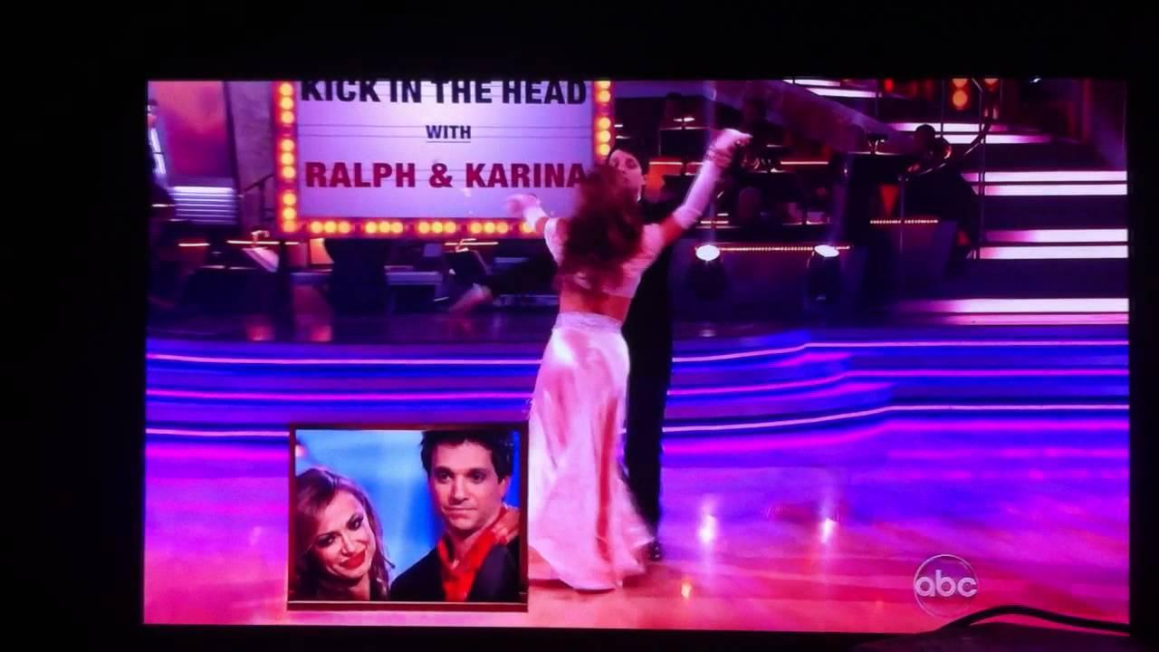 Karina smirnoff and ralph macchio dating 2