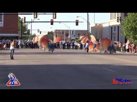 Tri-State Music Festival Parade