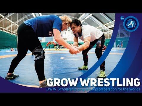 Grow Wrestling! UWW Scholarship Program in Finland