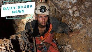 Daily Scuba News - Cave rescue diver… rescued