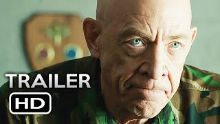AMERICAN RENEGADES Official Trailer (2018) J.K. Simmons Action Movie HD