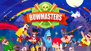 Play Bowmasters Online For Free Ufreegames Com Youtube