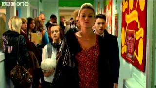 The Barry family arrive - Waterloo Road - Series 8 Episode 11 - BBC One