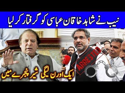NAB arrests Shahid