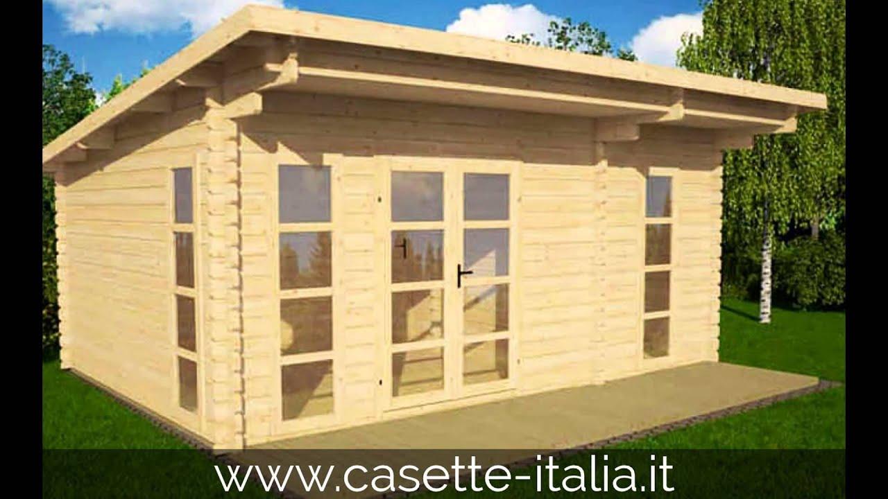 Casetta in legno casetta di legno da giardino ultimi for Casette italia
