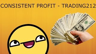 CONSISTENT MONEY - Trading 212 Forex Trading #42