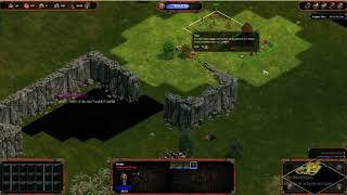AoE DE | Manh Hao vs Truong IS | Solo shang | Set 2 -Game 2 | 9-12-2017