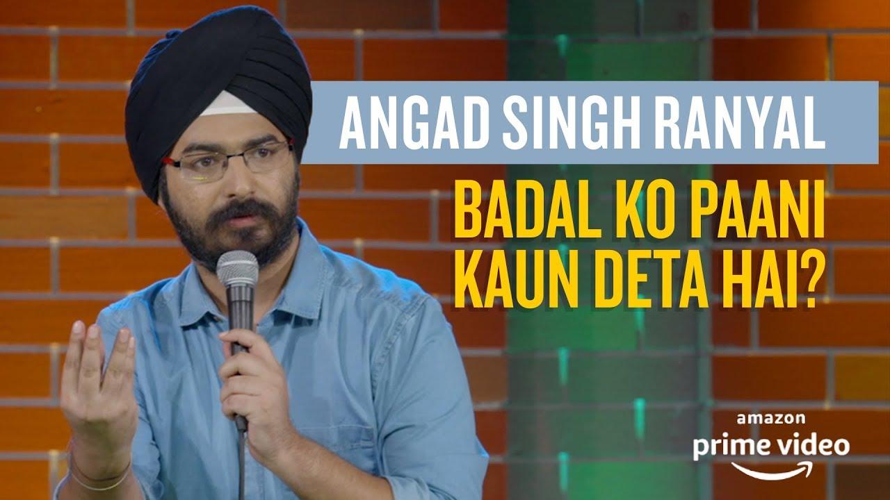Download EIC: Badal Ko Paani Kaun Deta Hai? - Angad Singh Ranyal Standup Comedy