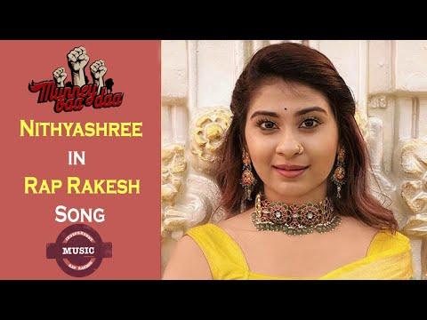 NithyaShree - Airtel Super Singer in Rap Rakesh (Munney Vaa Daa)