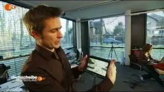 Human-Computer-Interaction am Hasso-Plattner-Institut, Beitrag des ZDF