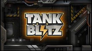 TankBlitz ★ GAMEPLAY ★ GEFORCE 1070