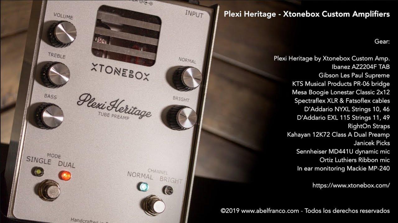 Plexi Heritage