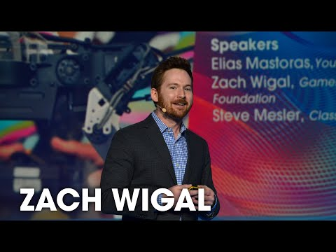 Speech of Zach Wigal at Peace and Sport Internationale Forum