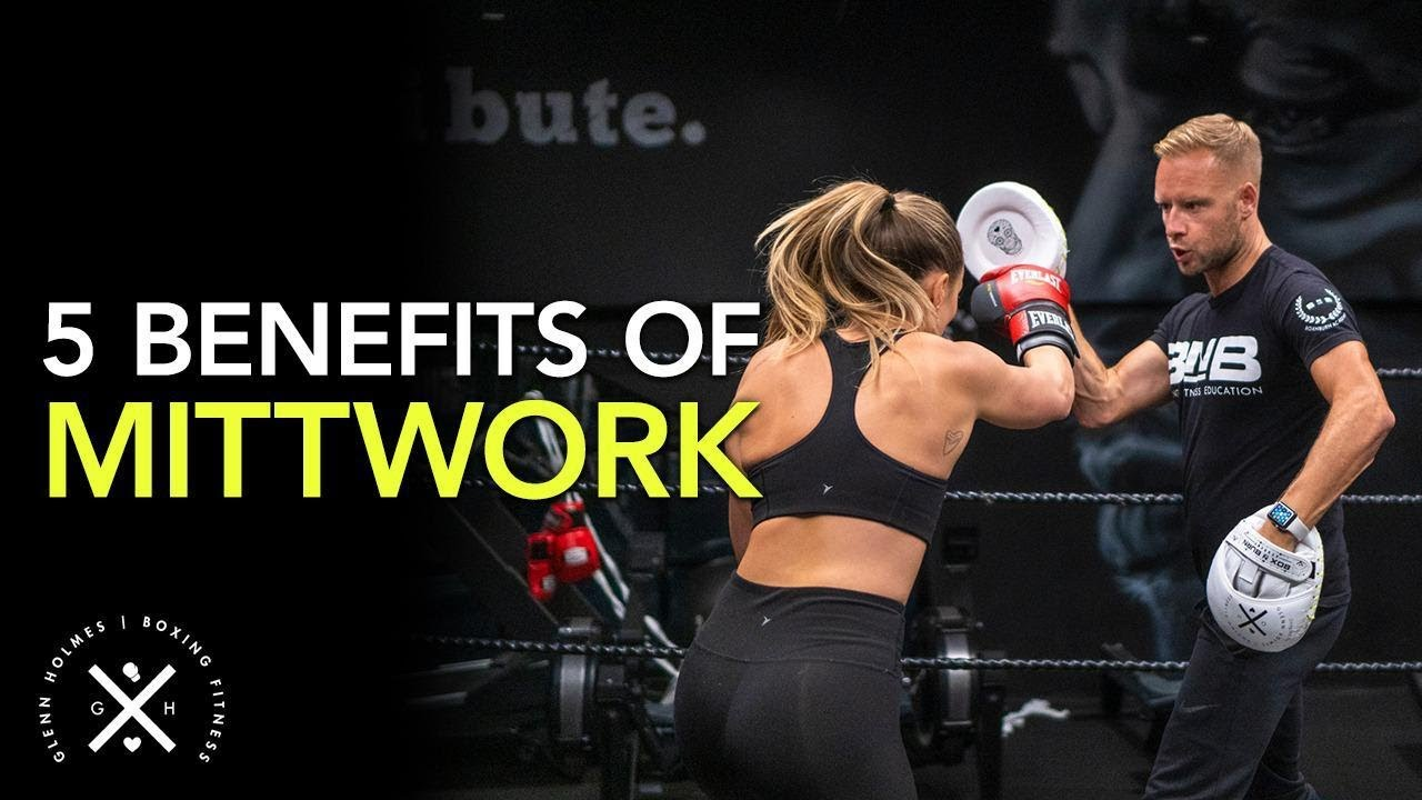 5 Benefits Of Boxing Mittwork